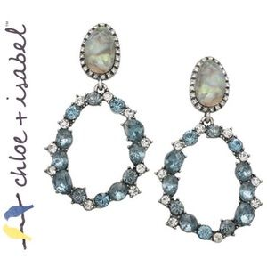 🆕 Marée Statement Earrings c+i E504AQAR